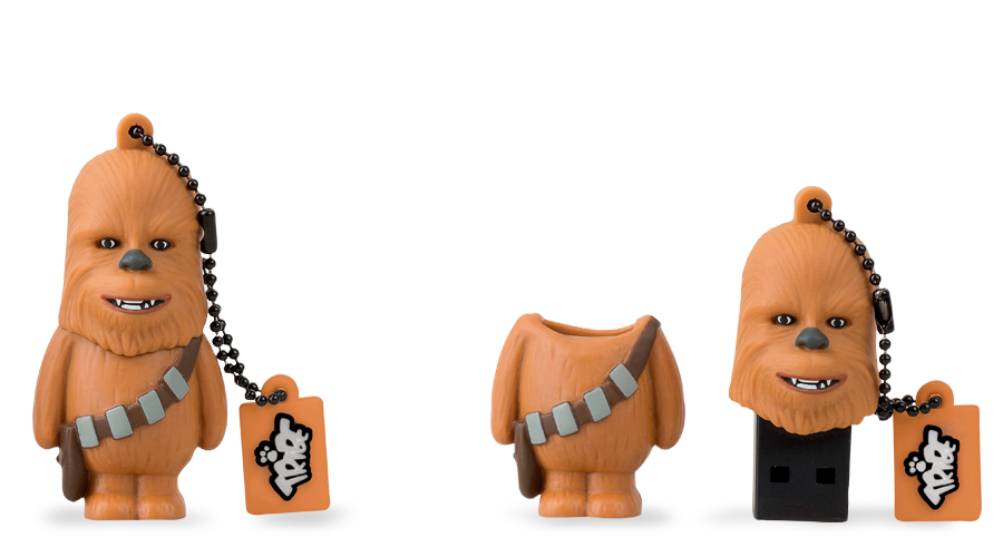 Chewbacca-USB-Flash-Drive