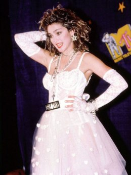 1984 at the first annual MTV Video Music Awards