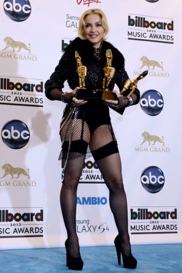 2013 Billboard Music Awards in Las Vegas, Nevada. (Photo by Denise Truscello/WireImage)