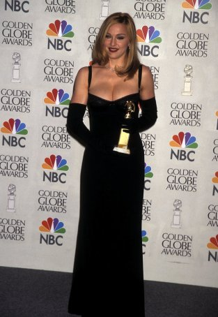 1997 Golden Globe Awards in Beverly Hills, California. (Photo by Ron Galella, Ltd./WireImage)