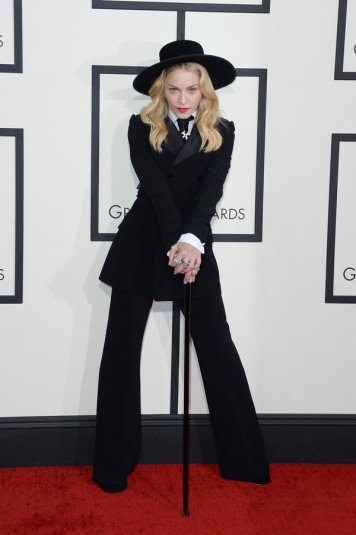 2014 56th GRAMMY Awards in Los Angeles, California. (Photo by Jason Merritt/Getty Images)