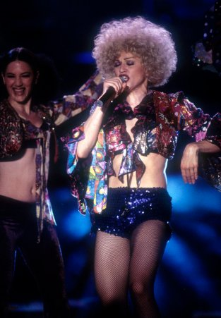 "1993 ""Girlie Show - Live Down Under World Tour"" in Sydney (Photo by Peter Carrette Archive/Getty Images)"