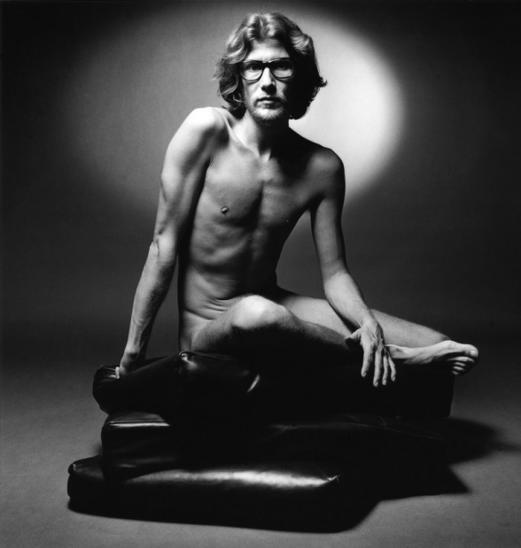 YSL'S 1971 POUR HOMME ADVERT