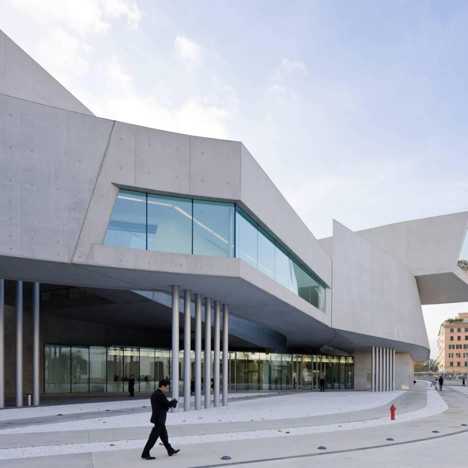 MAXXI: Museum of XXI Century Arts, Rome