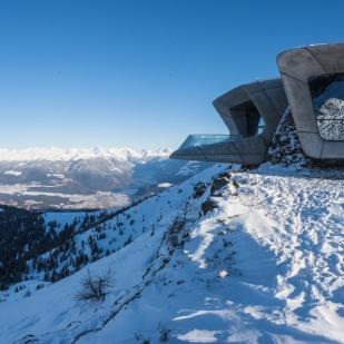 Messner Mountain Museum Corones, Dolomiti