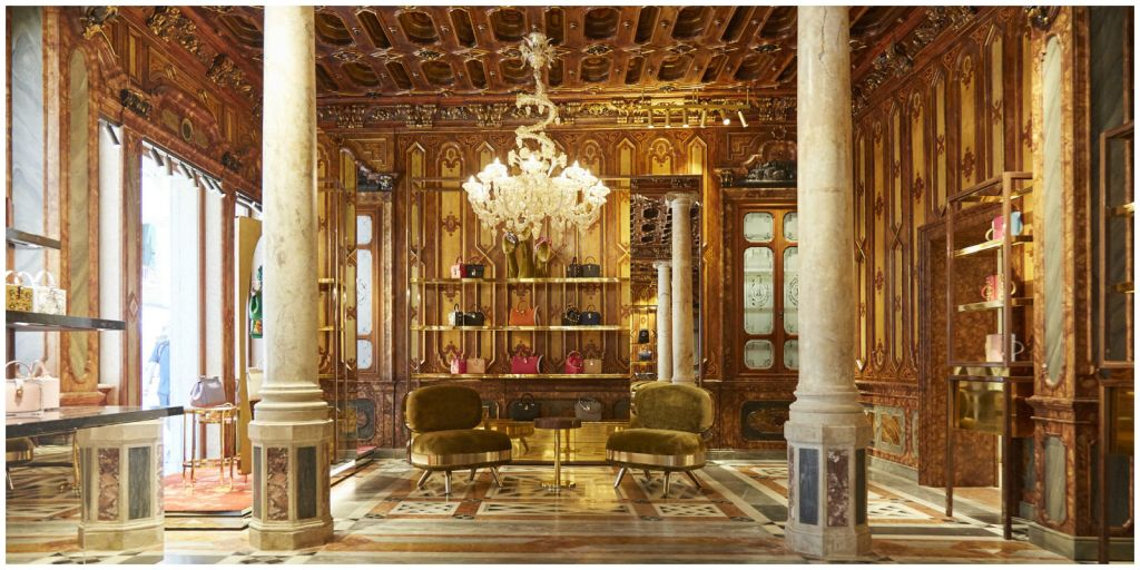Dolce gabbana new boutique in venice mood hotels for Design boutique hotel venice
