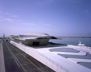 Maritime Terminal Salerno