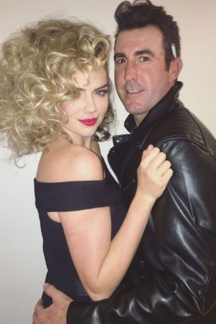 Kate Upton and Justin Verlander