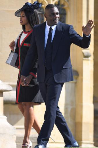 Idris Elba e Sabrina Dhowre